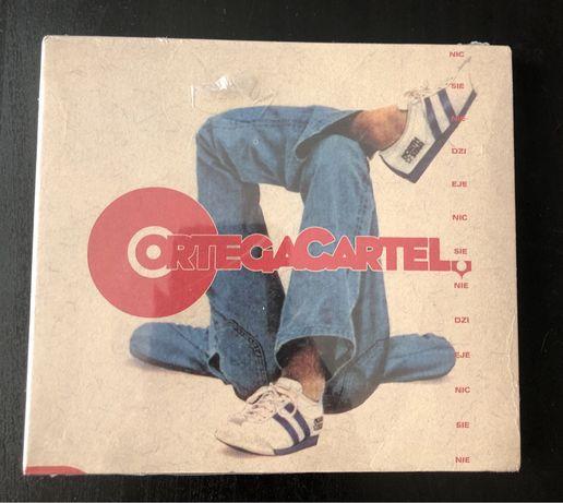 Ortega Cartel Nic sie nie dzieje CD plyta folia nowa