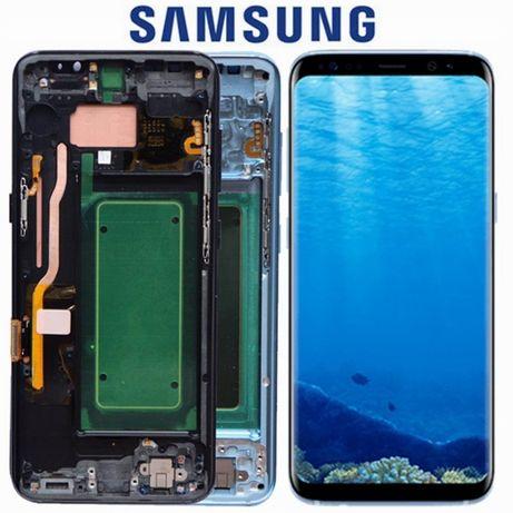 SAMSUNG S7 S7 EDGE S8 plus ekran wyświetlacz Serwis GSM TanieEkrany.pl
