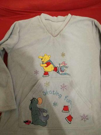 Теплая женская пижама, кофта, кенгурушка