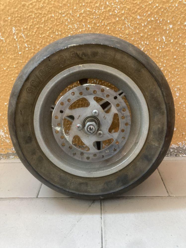 Roda de mini mota