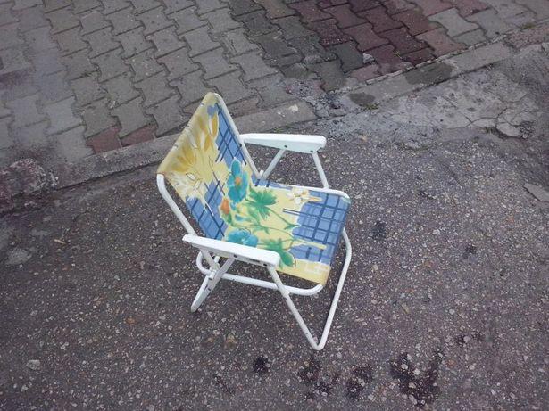 Krzeslo dzieciece skladane