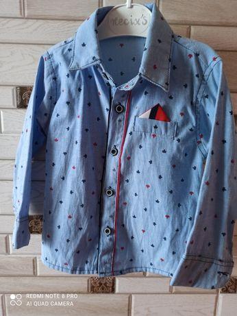 Рубашка 1-2 роки