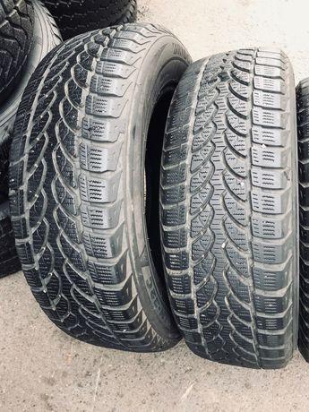 Bridgestone 205/65r16c 2 шт комплект зима резина шины б/у склад!