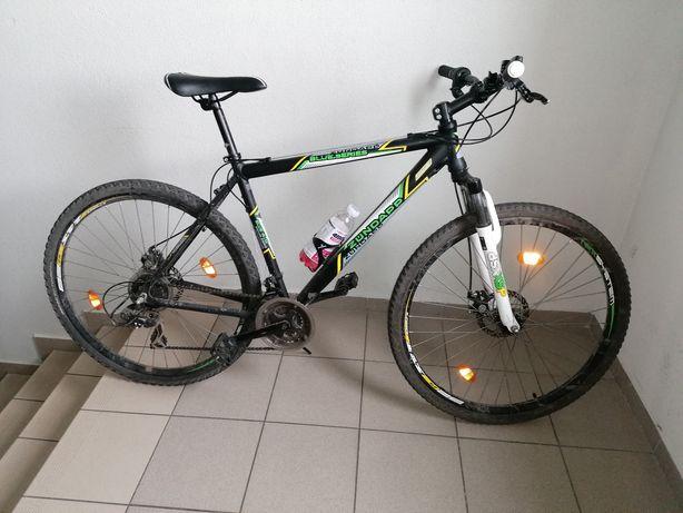Rower Zundapp koła 28 cali rama XL