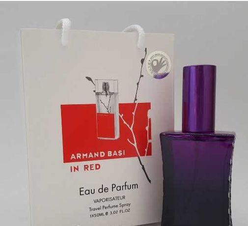 Парфюм Armand Basi in Red White в подарочной упаковке 50 ml