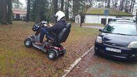 Skuter inwalidzki elektryczny Galaxy II z dofinansowaniem AS