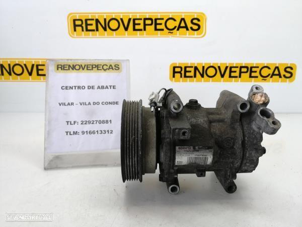 Compressor Do Ar Condicionado Renault Clio Iii (Br0/1, Cr0/1)