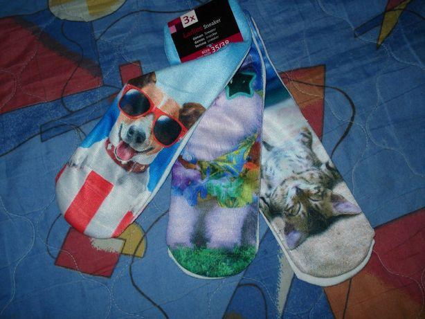 Продам недорого новые отличные носочки женские-молодежные.