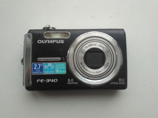 Фотоаппарат Olympus fe-340