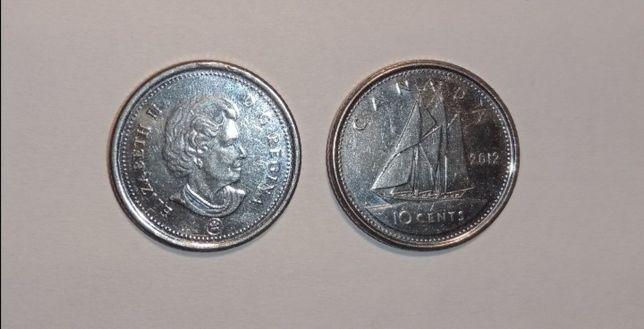 10 центов Канада