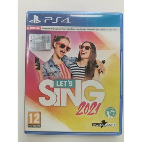 Let's Sing 2021 PS4