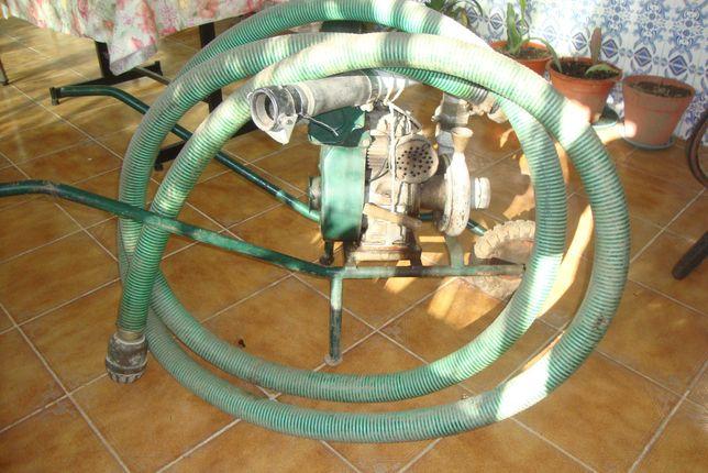Motor de Rega Bernard Type P 19-A