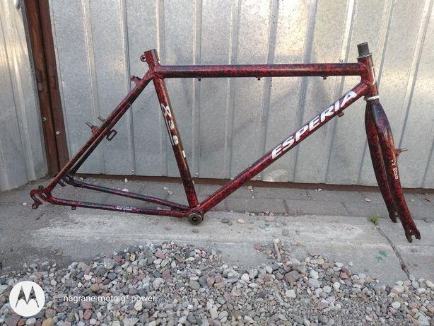 Rama rower górski miejski