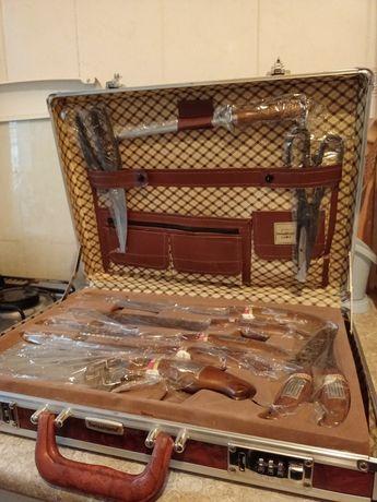 Набір ножів Swiss Home (набор ножей, кухонный набор)