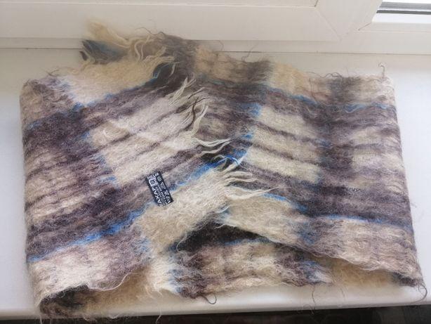 Продам шарф новый мохеровый индийский Нахар