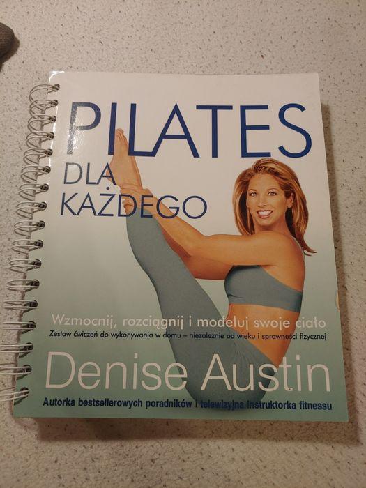 Książka PILATES dla każdego Denise Austin Zabrze - image 1