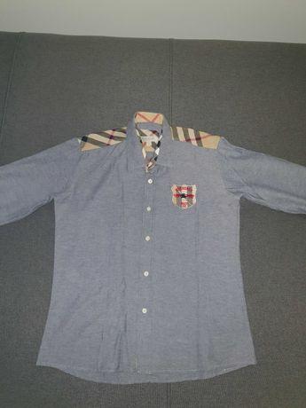 Koszula Burberry Szara