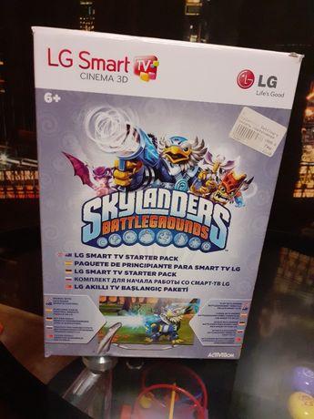 продам игровую приставку Skylanders Battlegrounds для LG Smart TV