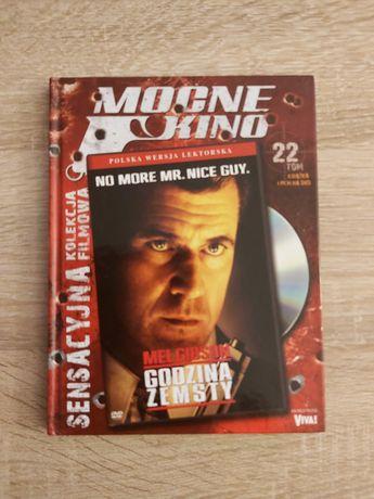 Godzina Zemsty-Mel Gibson Polski Lektor Film Dvd Unikat
