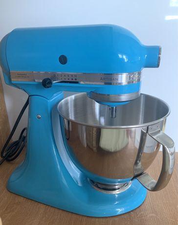Kitchen Aid Artisan 5KSM175 4,8l GWARANCJA z dodatkami Niebieski