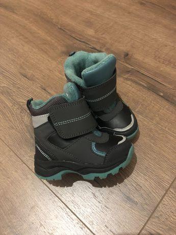 Зимові дитячі чобітки