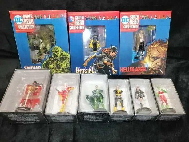 Figuras de coleção DC Comics Eaglemoss