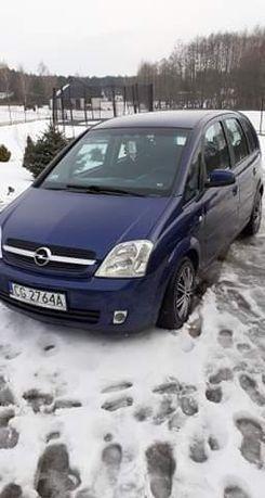 Opel Meriva, zamiana