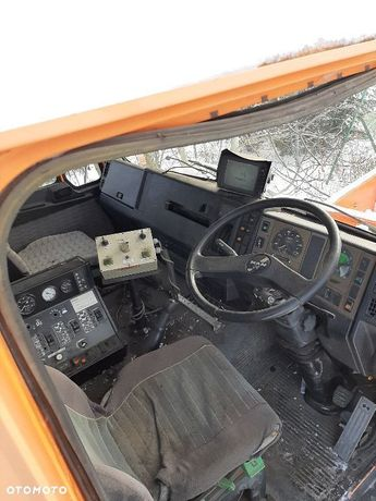 MAN b-192  Zamiatarka Man b 192 Na Części Pojazd Silnikowo Sprawny