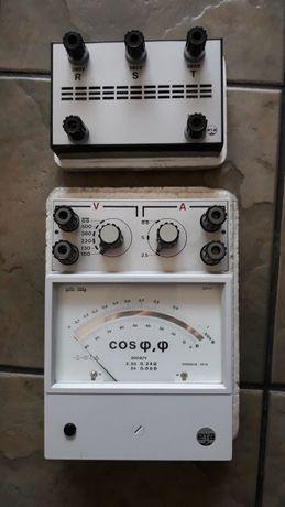 Fazomierz miernik kąta LF-1 cosinusa przesunięcia fazowego mocy