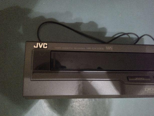 Продам видеомагнитофон JVC HR-DX20EE + 15 видеокассет