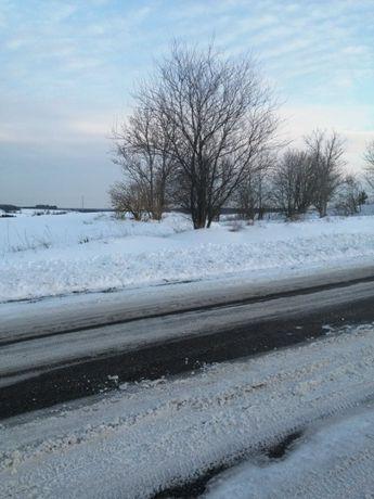 Działka rolno-budowlana 2000m2 Romany - PILNE