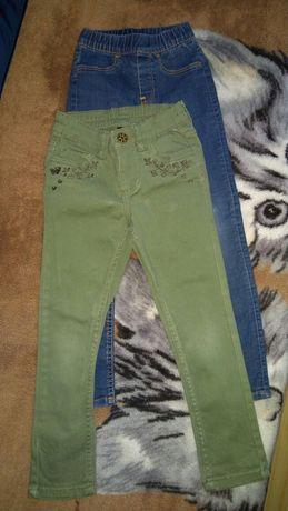 Spodnie H&M i Kiki&Koko rozm. 110