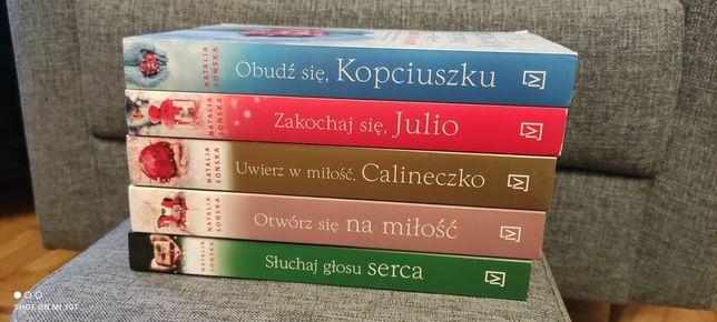 NOWE książki Natalia Sońska komplet