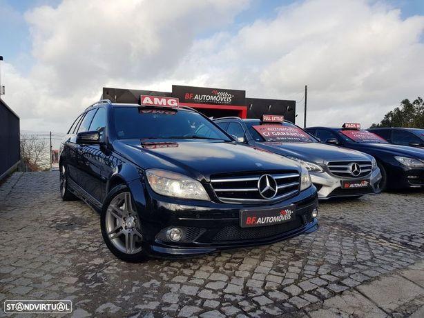 Mercedes-Benz C 320 CDi Avantgarde Auto.