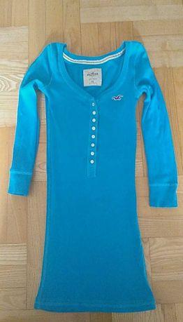 Hollister Bluzka Shirt Długirękaw XS