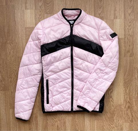 Утеплённая пуховая куртка Karl Lagerfeld оригинал