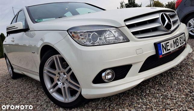 Mercedes-Benz Klasa C ///Amg Biała Perła  Super Stan Z Niemiec