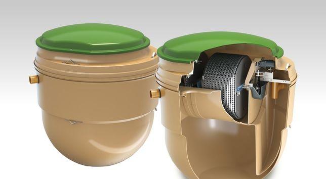 Kindspan BioDisc rotacyjna oczyszczalnia biologiczna kompleksowo