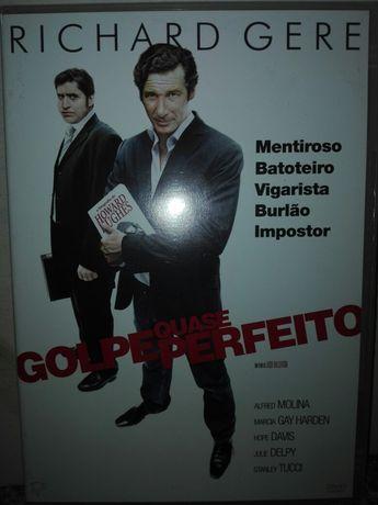 Filme DVD Crime Quase Perfeito Ano 2007