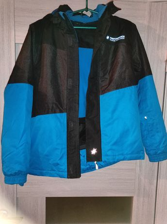 Осенняя куртка для мальчика фирмы Crivit