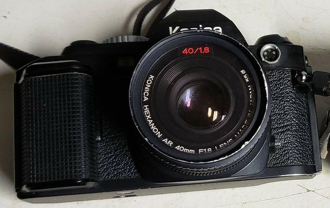 Camera fotográfica KONICA FS-1