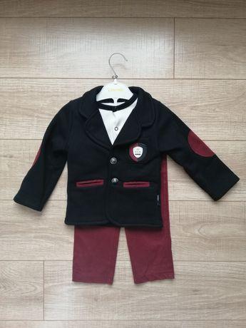 Нарядный костюм для мальчика, 1-1,5 года