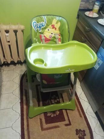 Sprzedam fotelik do karmienia 2 w 1 stan bdb Super Cena!!!