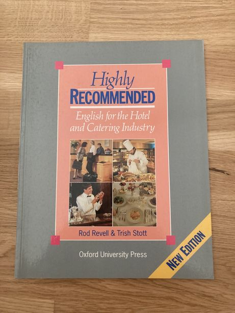 English for the Hotel and Catering Industry  Podręcznik J. Angielski