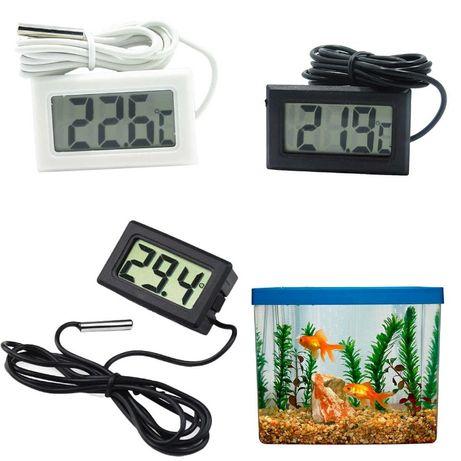 Цифровий РК-Термометр Для Авто, Акваріума, Вітрини Холодильника, Дому