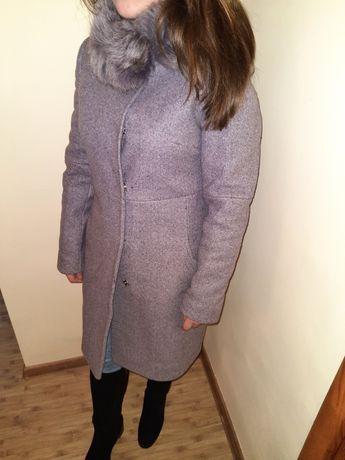 Нарядне пальто зимове.