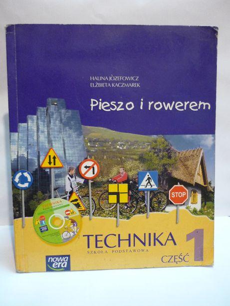 Pieszo i rowerem , Technika szkoła podstawowa część 1