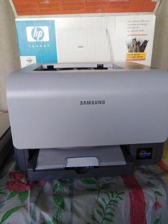 Продам принтер и сканер