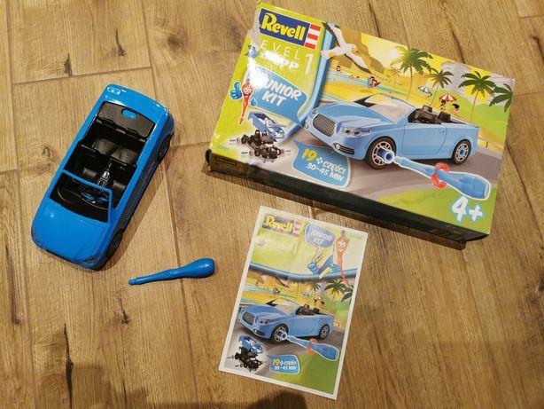 Model Revell Junior kit Kabriolet auto do składania