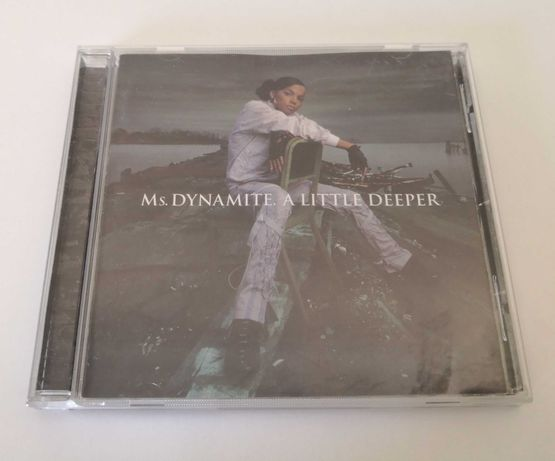 CD Ms. Dynamite - A Little deeper